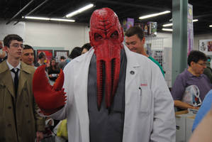Why not Zoidberg at The Great Allentown Comic Con by agentpalmer