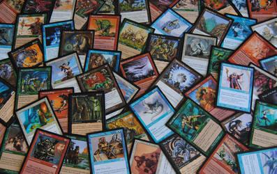 Magic: The Gathering Exodus Expansion Set by agentpalmer