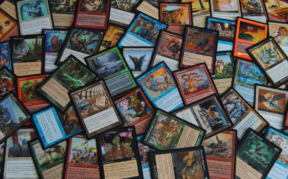 Magic: The Gathering Urza's Legacy Expansion Set