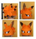 nine tail fox hat - Naruto