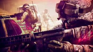Battlefield 3 - Wallpaper
