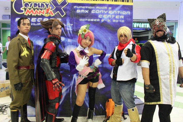 king tekken 3 cosplay