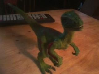 Velociraptor by frogfish2008
