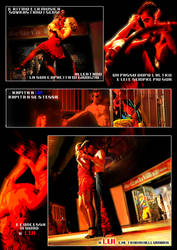 Circus the Musical Comics Version pg1