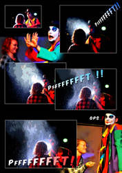 Circus the Musical Comics Version pg3