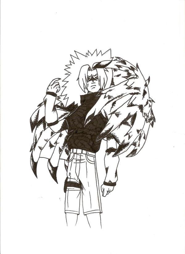 Sasuke demon version2 by uchiha sasuke arasi on deviantart - Sasuke uchiwa demon ...
