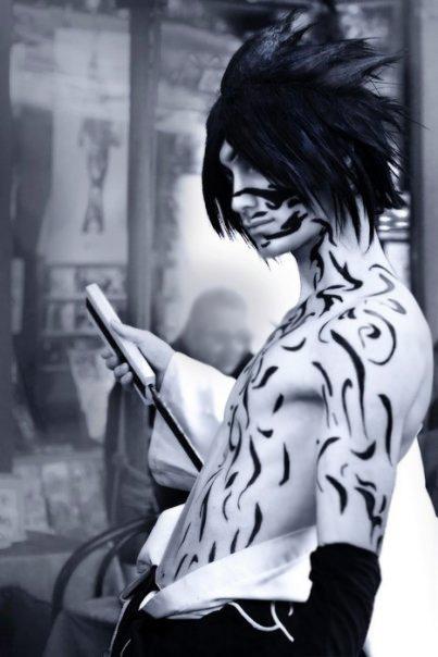 My Sasuke Cosplay. Revenge! by Uchiha-Sasuke-arasi