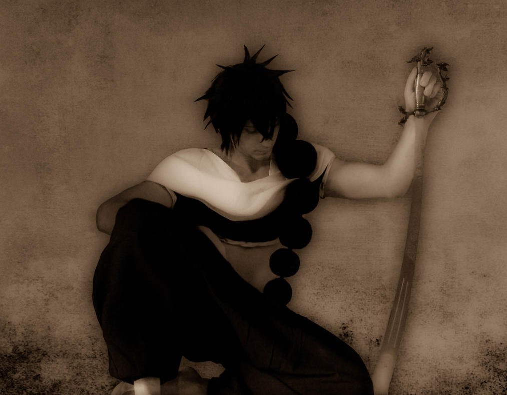 Judal - Magi by Uchiha-Sasuke-arasi