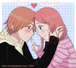 Lovely Complex:Otani x Koizumi