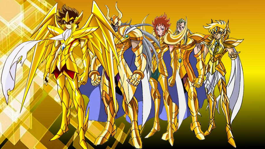 ¿Omega llegará a Latinoamérica? Saint_seiya_omega_gold_saints_by_pegaso898-d53rb6i