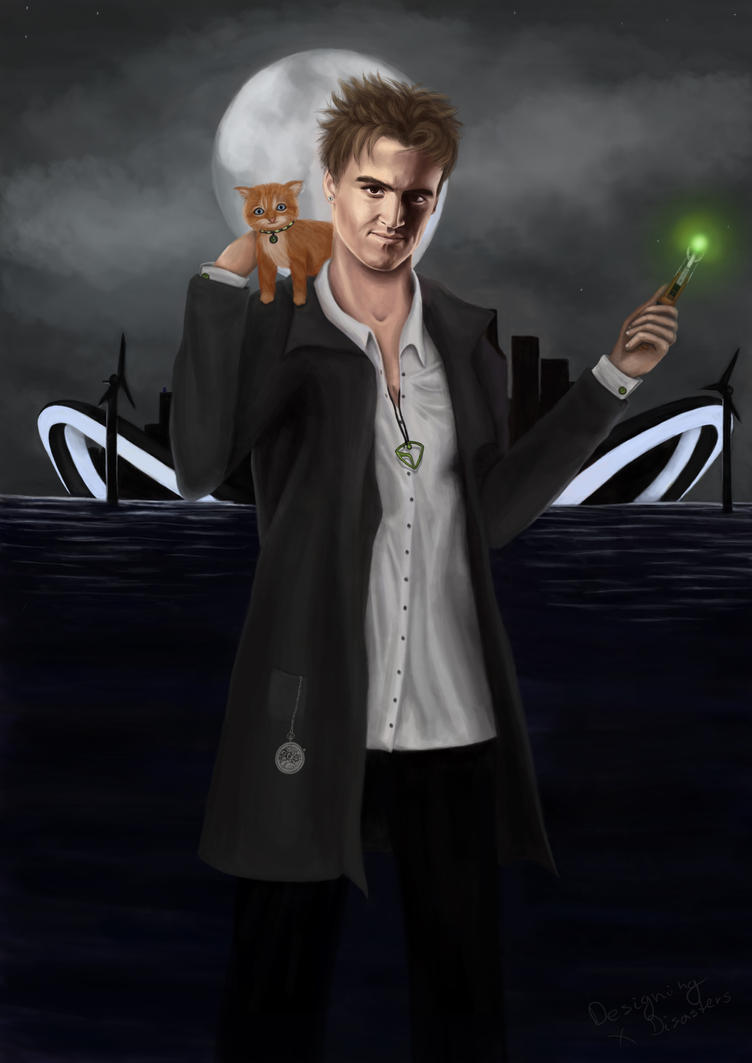 Tom the Time Lord by designingdisasters