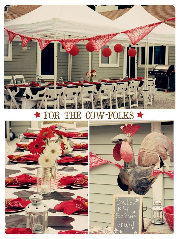 Cowgirl Birthday Party Decorations By Citybeachfremont
