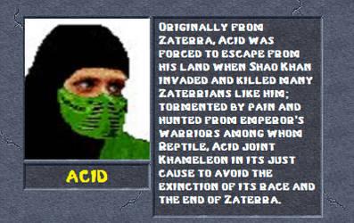 Acid bio