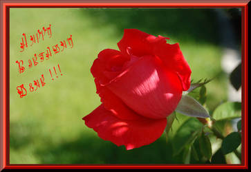 a Happy Birthday Dear