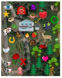 Treasure Map April 2021