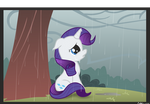 Rarity's tears