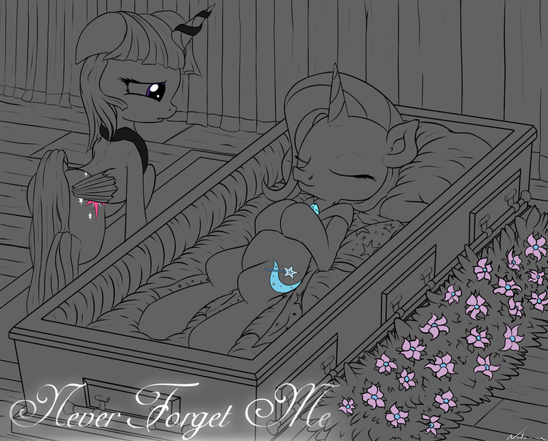 'Never forget me' by Neko-me