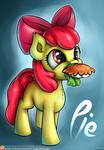 Ah made you pie!