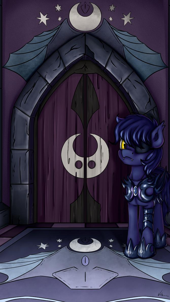 Captain Deadeye of the Lunar Corps by Neko-me