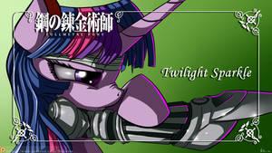 FullMetal Pony - Twilight Sparkle