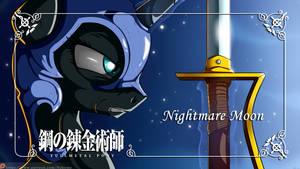 FullMetal Pony - Nightmare Moon
