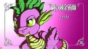 FullMetal Pony - Spike