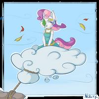 Apple Buruma Project - Sweetie Belle #1 by Neko-me