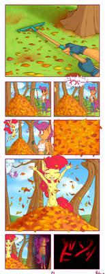 Apple Buruma Project - CMC - Leaves (Page 1/2)
