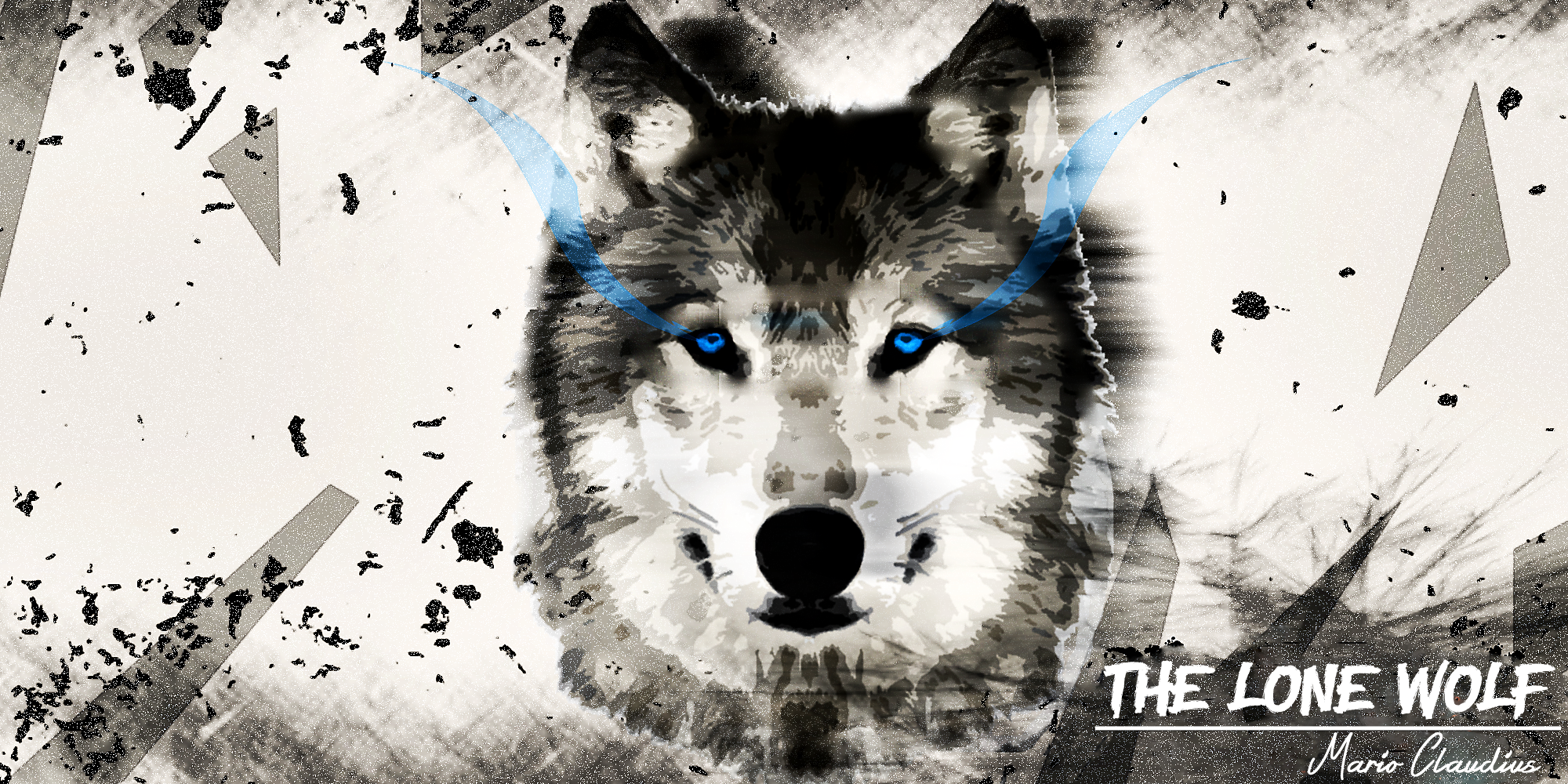 The Lone Wolf By Claudius84 On Deviantart