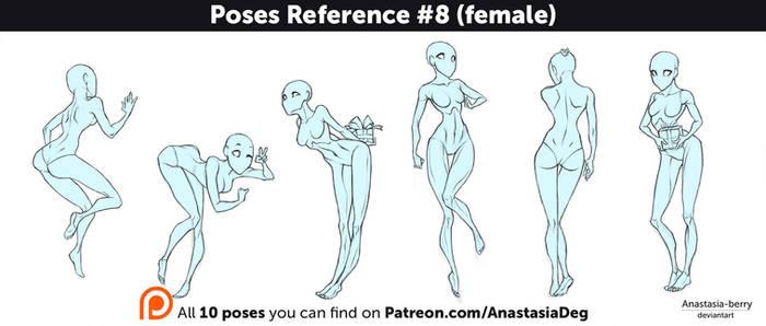 Explore Best Poses Art On Deviantart