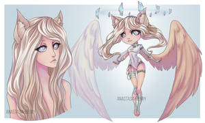 Adoptable auction - [CLOSED] by Anastasia-berry