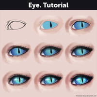 Eye. Tutorial by Anastasia-berry