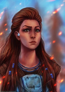 Explore Best Aloy Art On Deviantart
