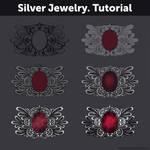 Silver Jewelry. Tutorial