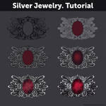Silver Jewelry. Tutorial