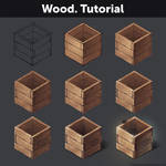 Wood. Tutorial