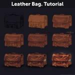 Leather Bag. Tutorial