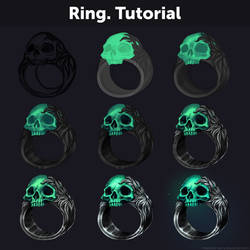 Ring. Tutorial by Anastasia-berry