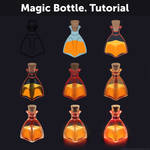 Magic Bottle. Tutorial