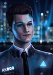 Connor | Detroit: Become Human
