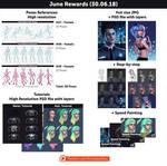 June Rewards!