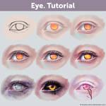 Eye. Tutorial + References