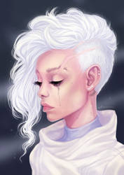 Tear by Anastasia-berry