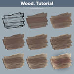 Wood. Tutorial