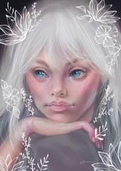 Flowers by Anastasia-berry