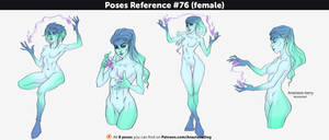 Poses Reference #76 (female)