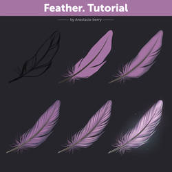 Feather. Tutorial