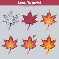 Leaf. Tutorial