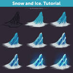 Snow and Ice. Tutorial