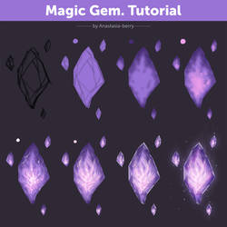 Magic Gem. Tutorial